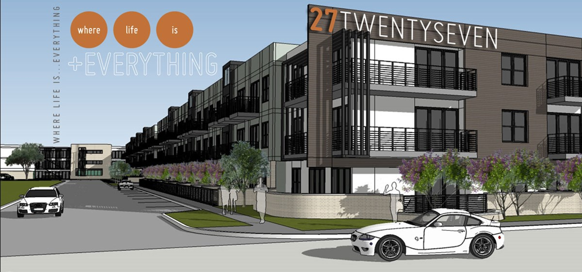 27TwentySeven Apartments Dallas TX
