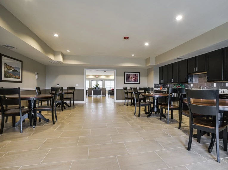 Clubhouse at Listing #264026