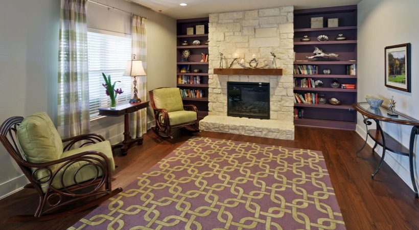 Lounge at Listing #225347