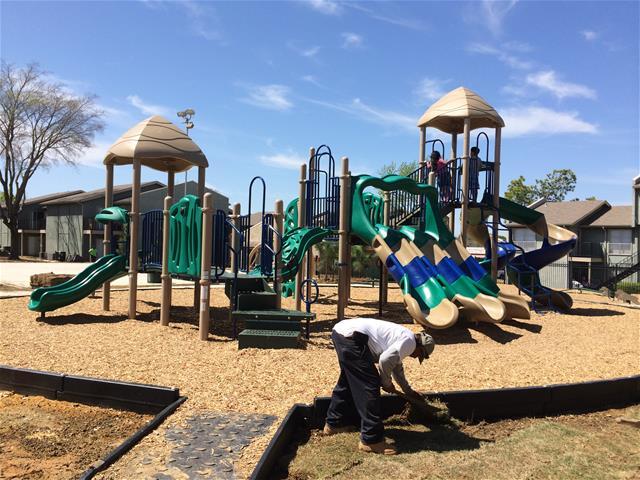 Playground at Listing #136881