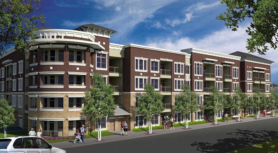 AMLI Frisco Crossing Apartments