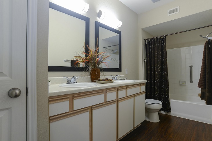 Bathroom at Listing #140788