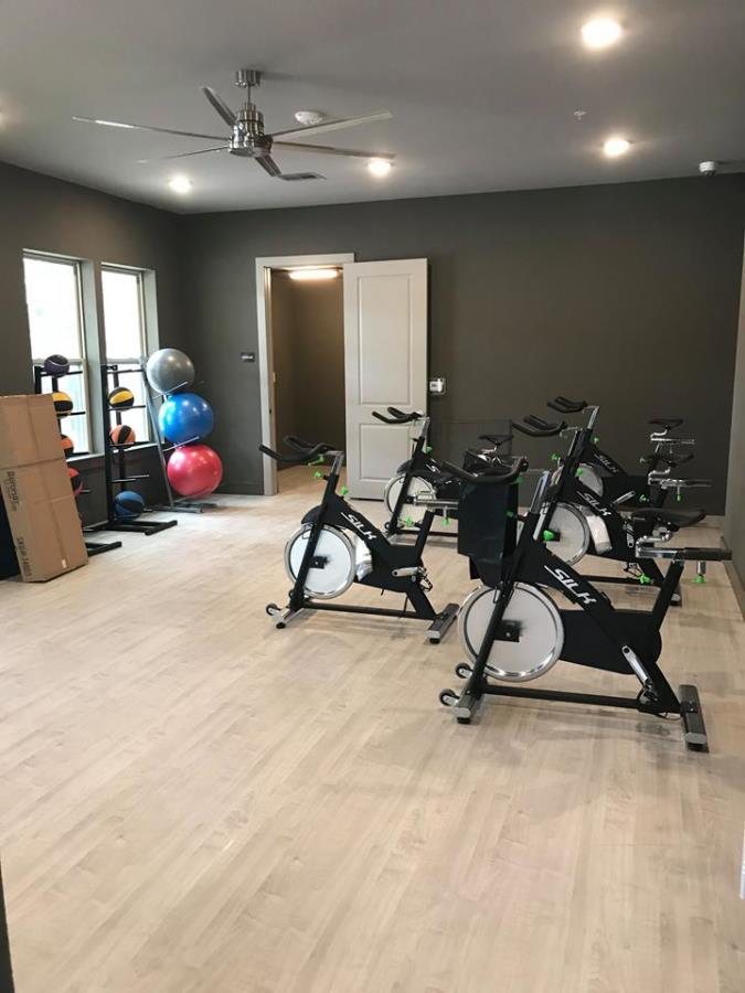 Fitness at Listing #277987
