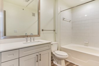 Bathroom at Listing #144604
