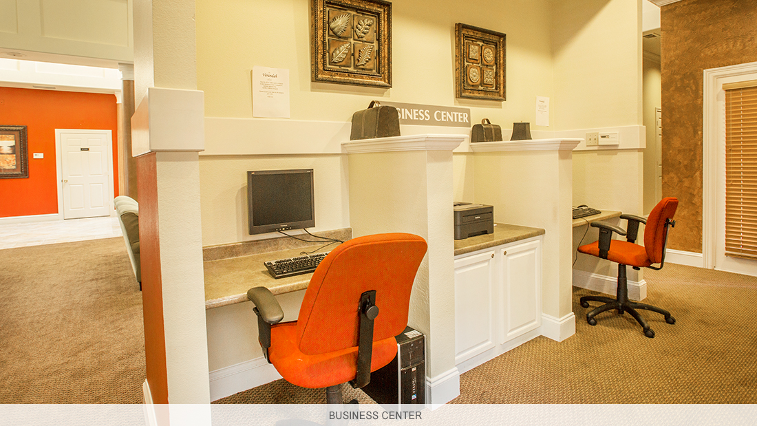 Business Center at Listing #137418