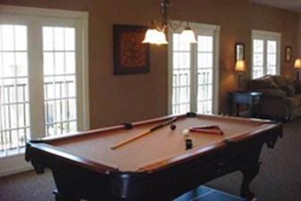 Gameroom at Listing #137066