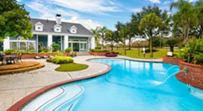 Pool at Listing #138300