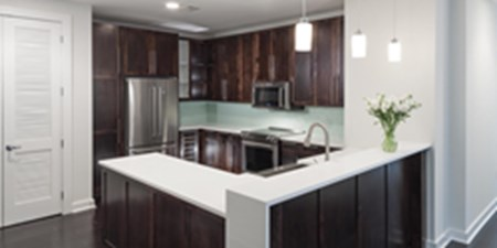 Kitchen at Listing #236591