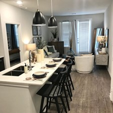 Living/Kitchen at Listing #332130