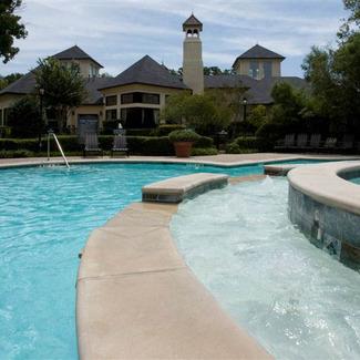 Pool at Listing #137694