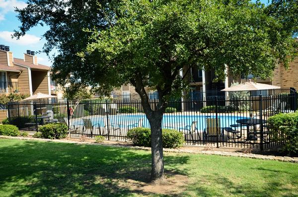 Pool at Listing #136267