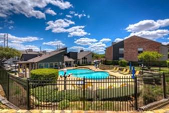 Pool at Listing #136406