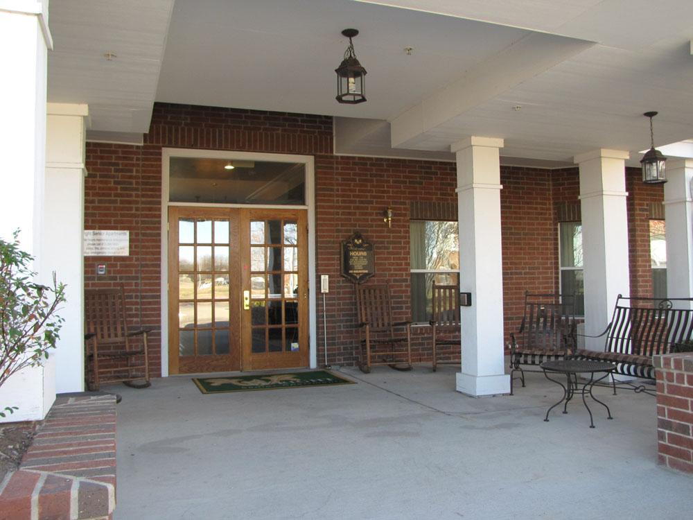 Entrance at Listing #144539