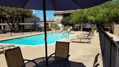Pool at Listing #140277
