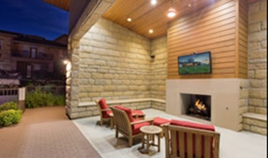 Fire Pit at Listing #147026