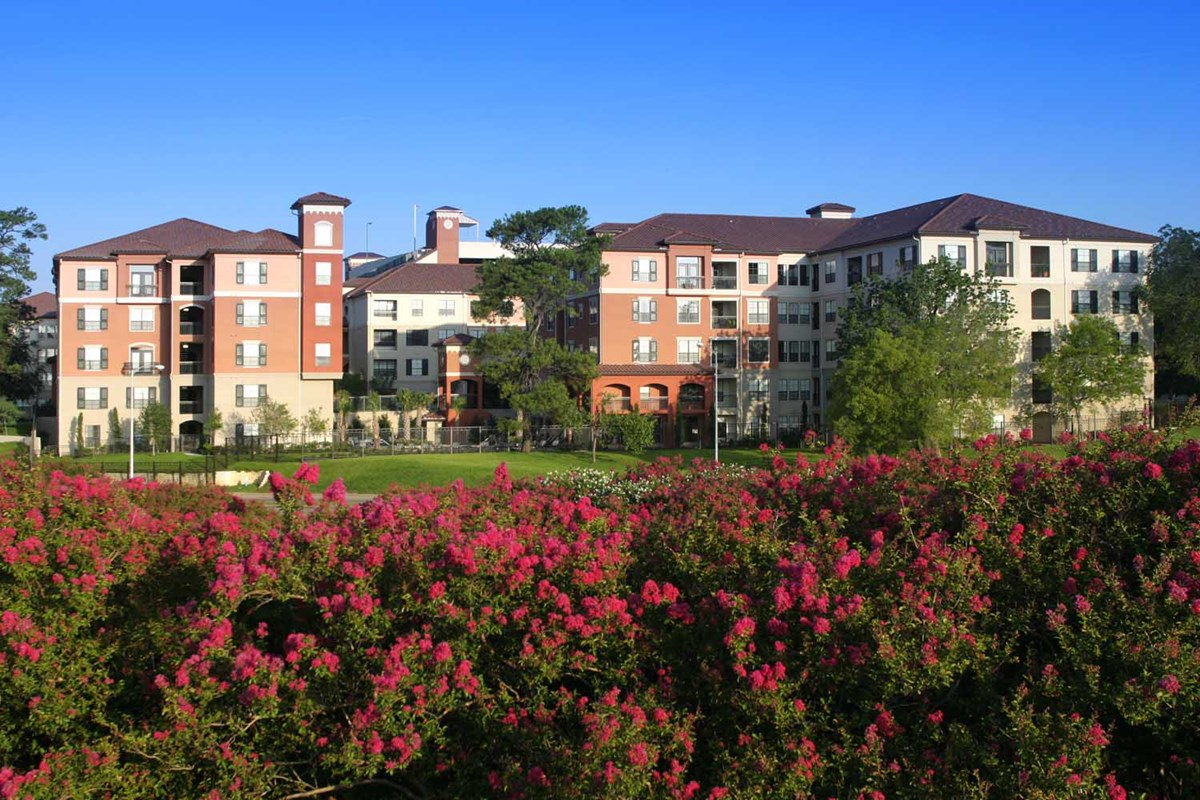 Jackson Hill Apartments Houston TX