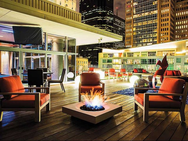 Fire Pit at Listing #154171