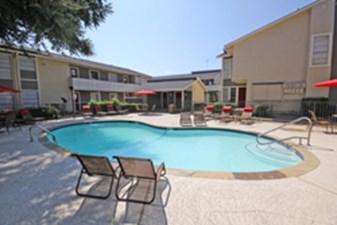 Pool at Listing #136298