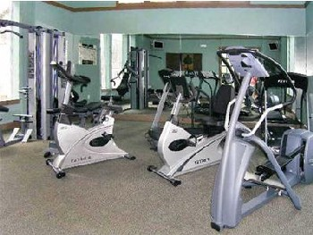 Fitness Center at Listing #144365