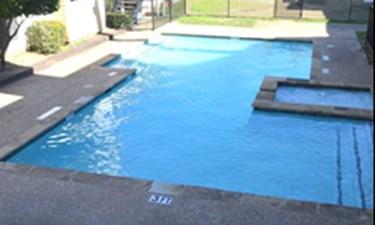 Pool at Listing #136652