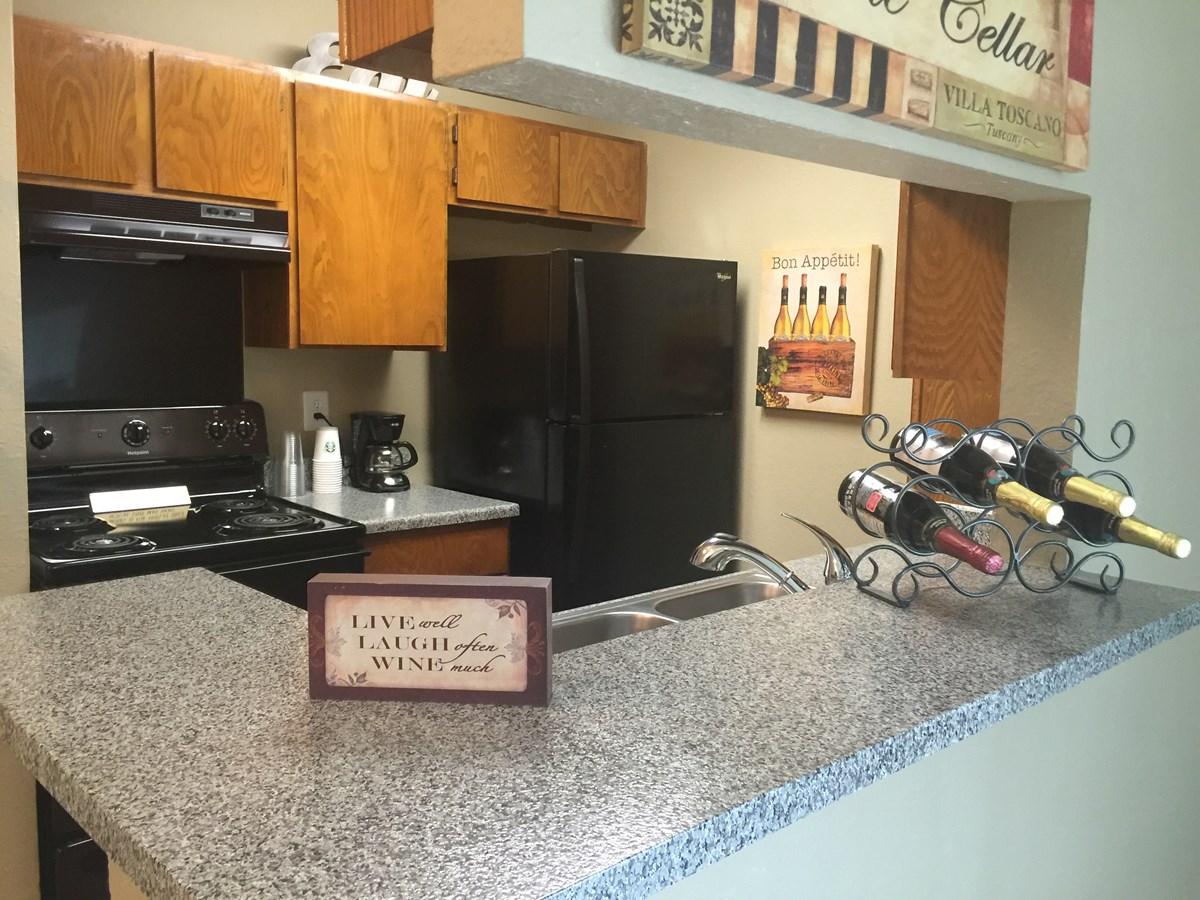 Kitchen at Listing #135942
