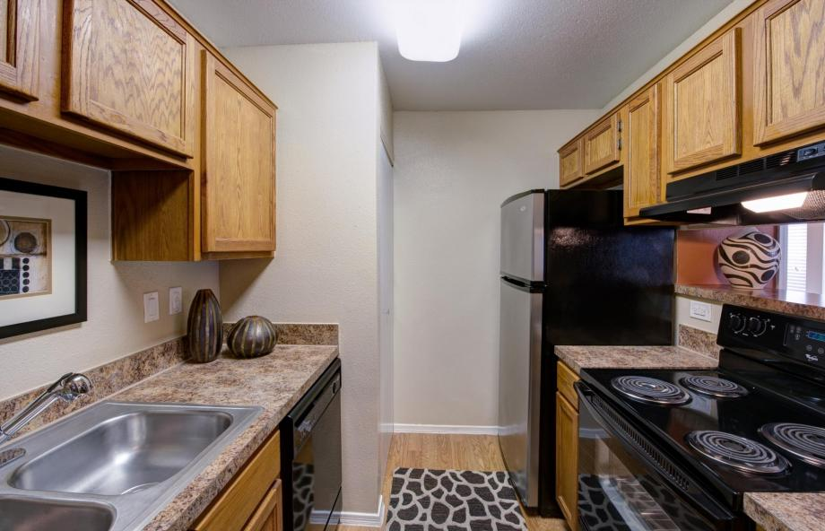 Kitchen at Listing #136084