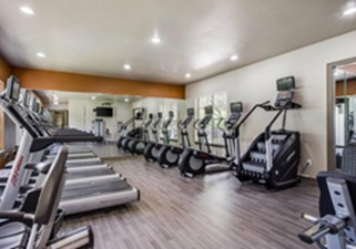 Fitness Center at Listing #140712