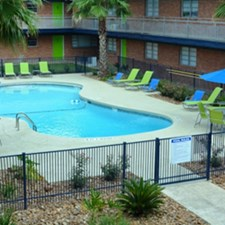 Pool at Listing #141382