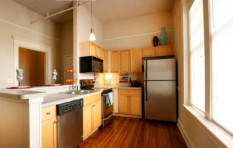 Kitchen at Listing #264134
