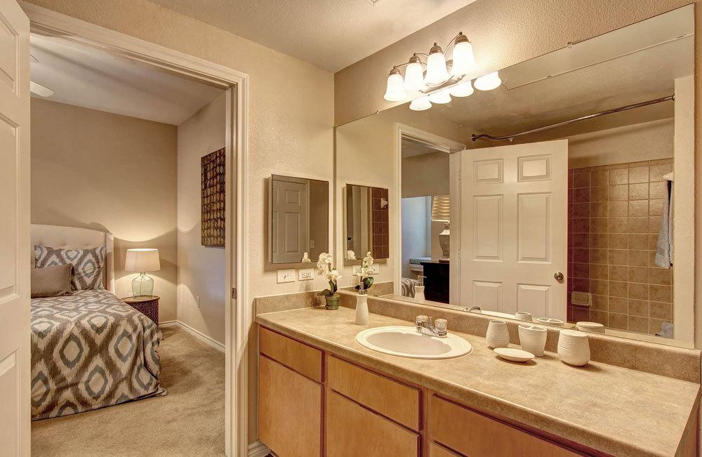 Bathroom at Listing #144197