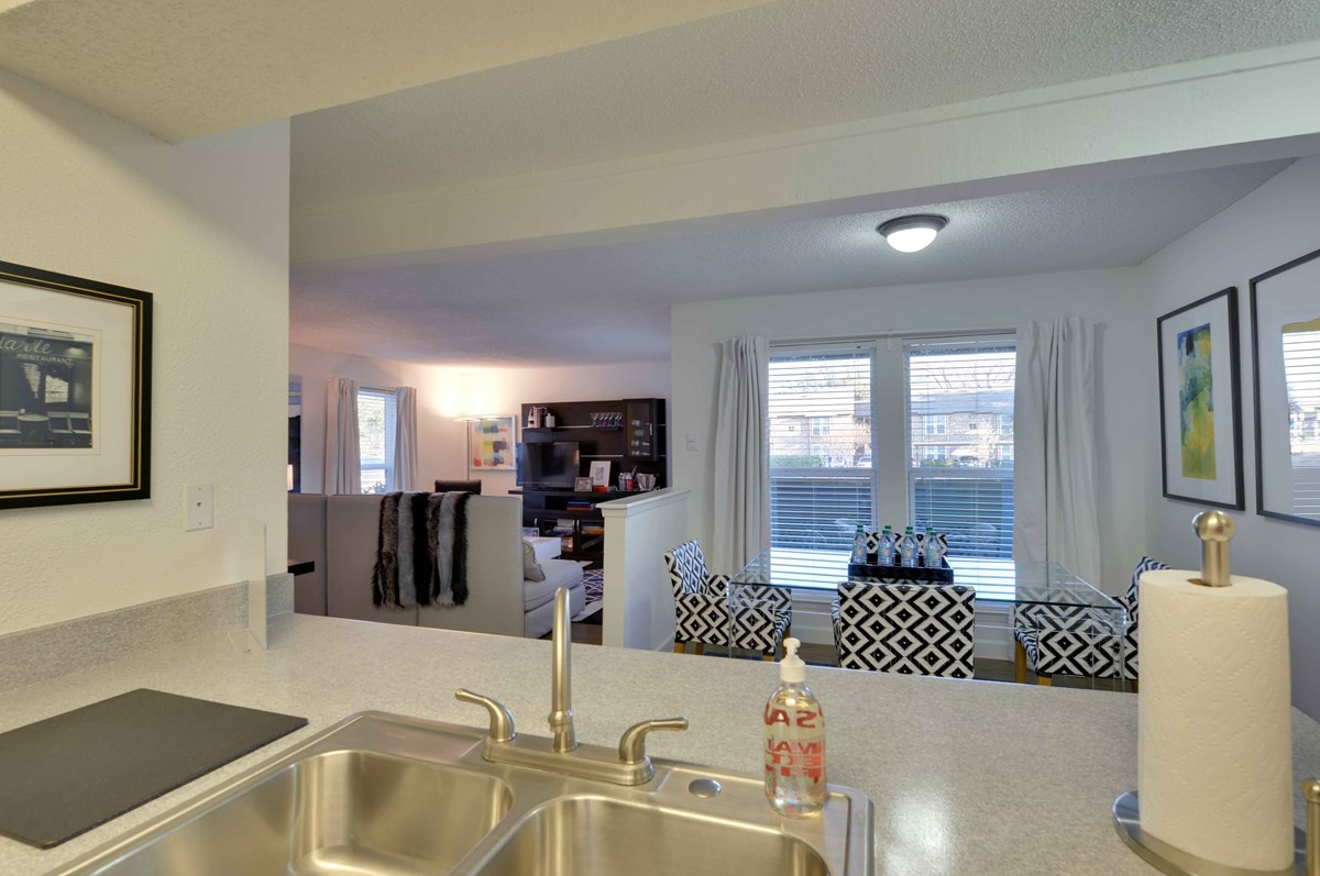 Kitchen at Listing #135899