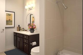 Bathroom at Listing #149059