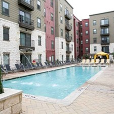 Pool at Listing #151635