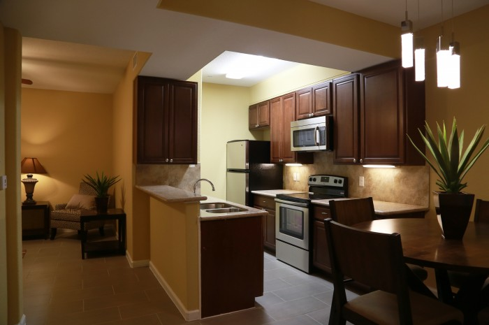 Dining/Kitchen at Listing #289318