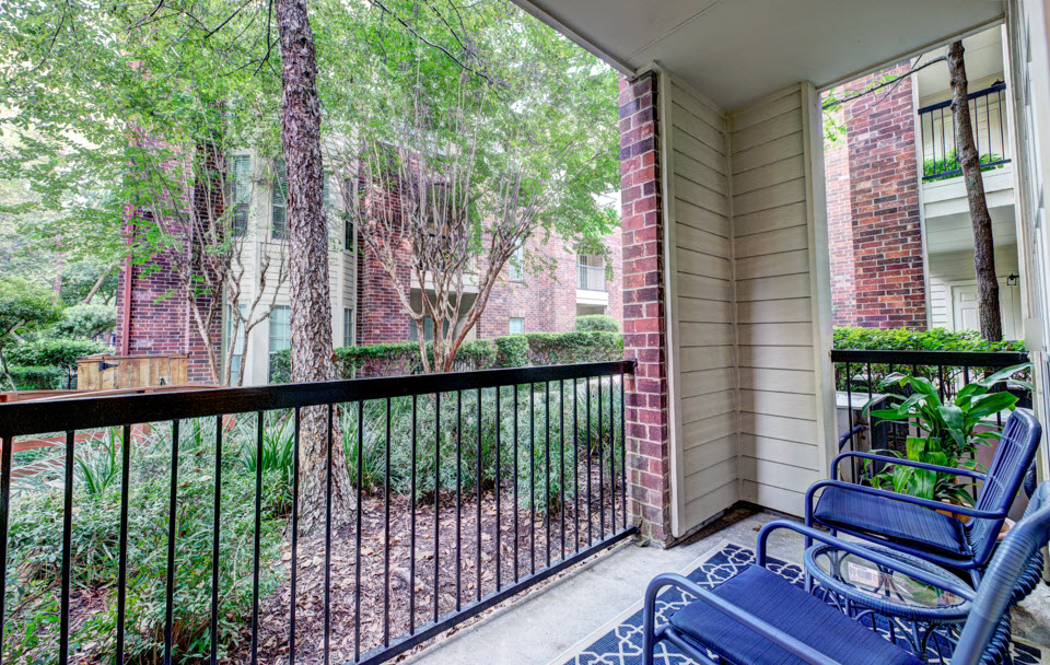 Patio at Listing #138824