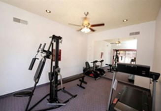 Fitness Center at Listing #141089