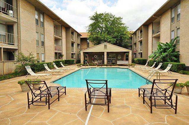 Pool at Listing #139816