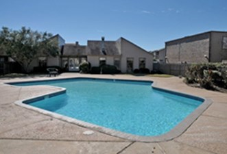 Pool at Listing #144494