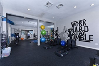 Fitness at Listing #137083