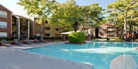 Pool at Listing #138609
