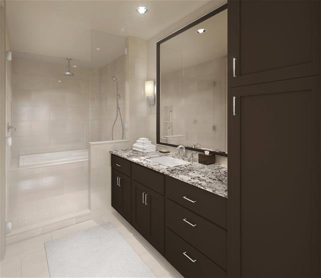 Bathroom at Listing #252658