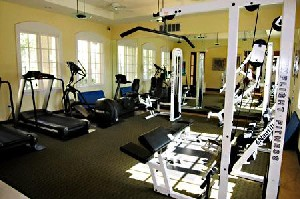 Fitness Center at Listing #144066