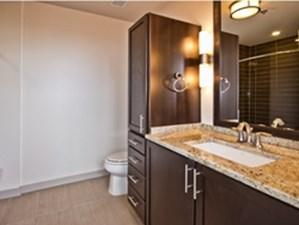 Bathroom at Listing #248657