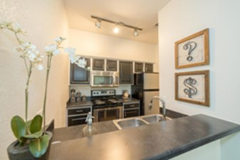 Kitchen at Listing #140590