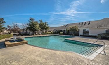 Pool at Listing #138130