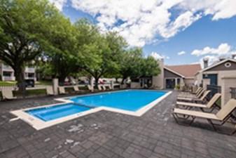 Pool at Listing #140253