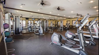 Fitness Center at Listing #141423