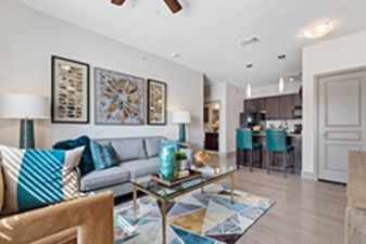Living/Kitchen at Listing #279710