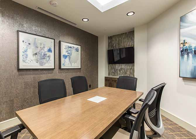 Conference Room at Listing #252672