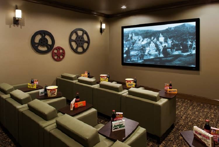 Theater at Listing #145035